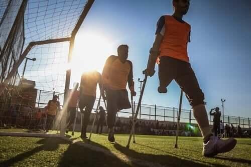 Persone con disabilità e sport