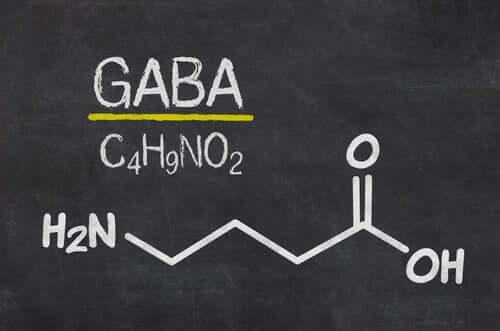 Formula chimica del gaba