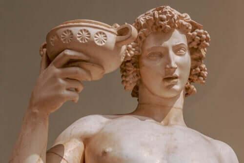 Il mito di Dioniso: il dio allegro e fatale