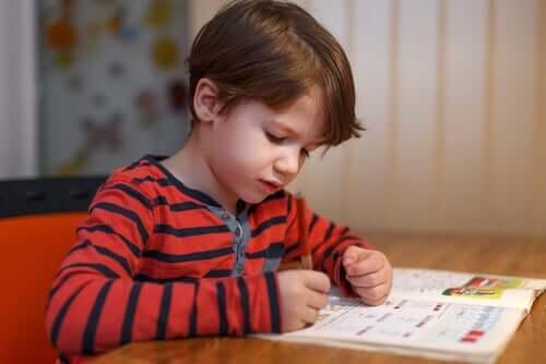 Il valore della perseveranza insegnato ai bambini