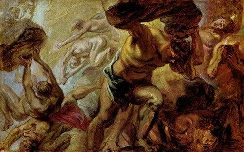 La caduta dei Titani