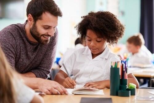 Un insegnante lascia il segno, per sempre