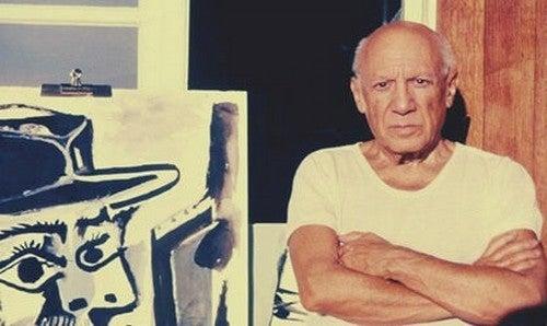 Gli aforismi di Pablo Picasso più toccanti