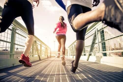 Gli effetti dello sport sul cervello