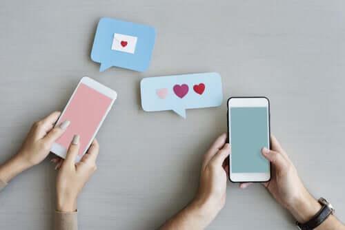 Le app per flirtare viste dalla psicologia