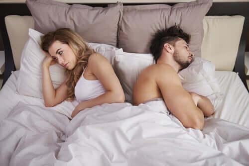 La mancanza di intimità è uno dei motivi per considerare la terapia di coppia