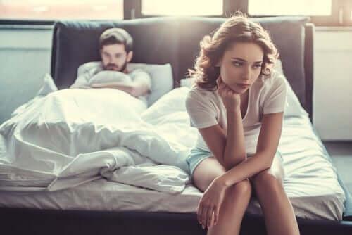 Disforia post-coitale: tristezza dopo il sesso