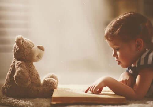 La lettura per i bambini, utile a gestire le emozioni