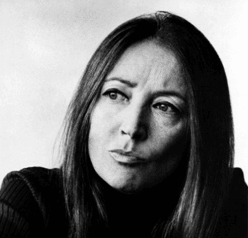 Oriana Fallaci, biografia di una testimone