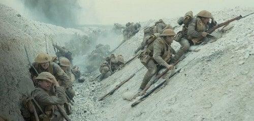 1917 Guerra in Trincea