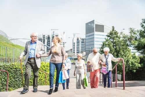 Città age-friendly, pensate per il benessere