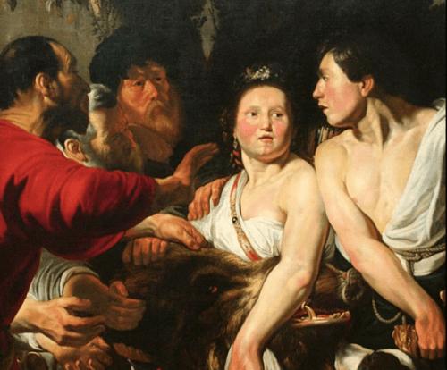 Il mito di Atalanta, la bella cacciatrice