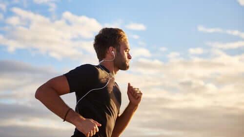 Benefici della musica sull'attività fisica