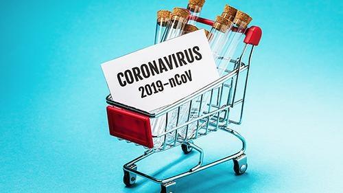 Psicosi coronavirus spesa