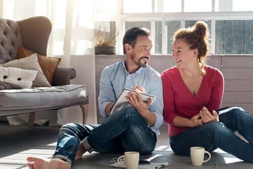 Migliorare la vita di coppia in quarantena