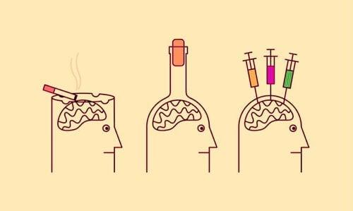Dipendenze sul cervello