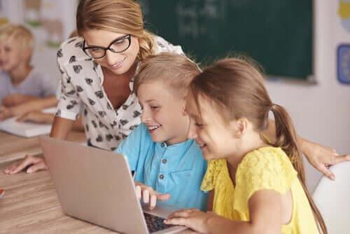 Flipped classroom e uso della tecnologia nell'educazione