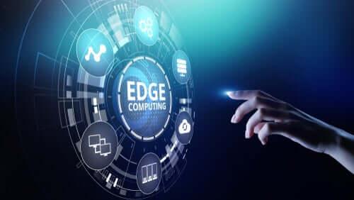 Icone applicazioni edge computing