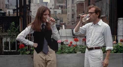 Io e Annie, tra nevrosi e commedia