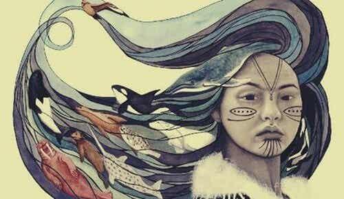 Sedna, un commovente mito eschimese