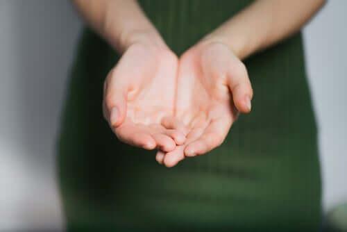 Sindrome di Gerstamann e mani