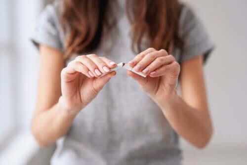 Smettere di fumare, come prepararsi