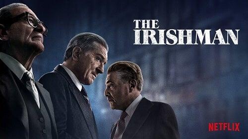 The Irishman: una porta socchiusa