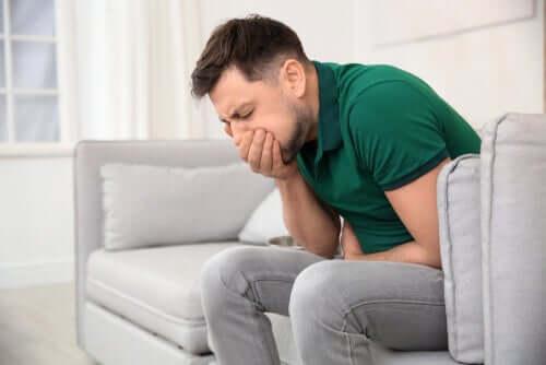 Uomo con la nausea