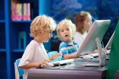 Apprendimento interattivo al pc