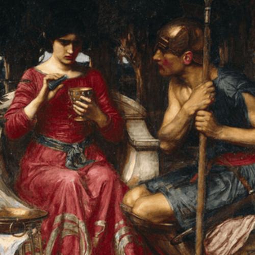 Il mito di Medea, la maga innamorata