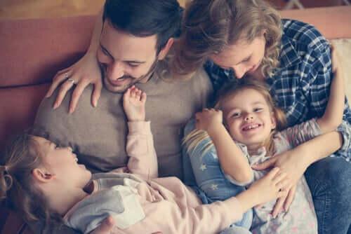 Essere genitori ai tempi del COVID-19