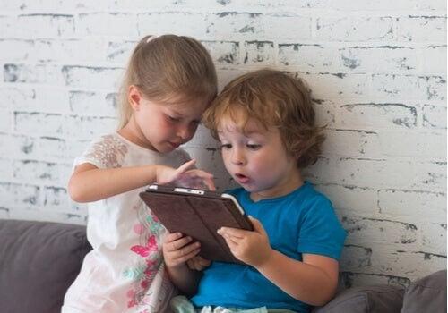 Regolazione emotiva nei bambini: le nuove tecnologie sono un ostacolo?