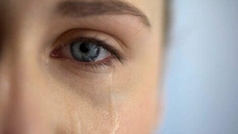 Persona che piange