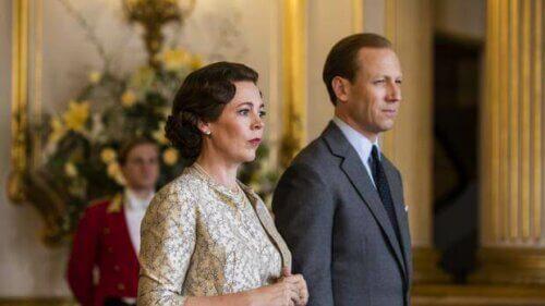 Regina Elisabetta e figlio