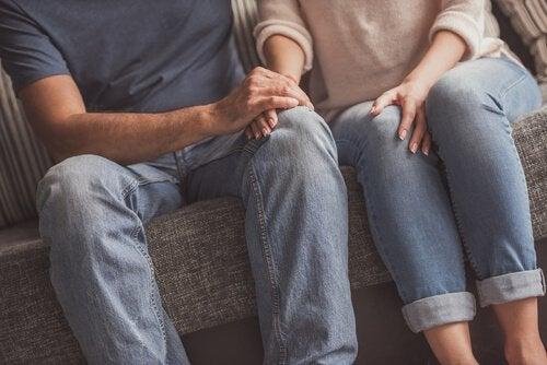 Il rispetto in una relazione di coppia