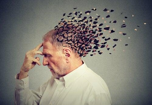 Anziano con declino cognitivo