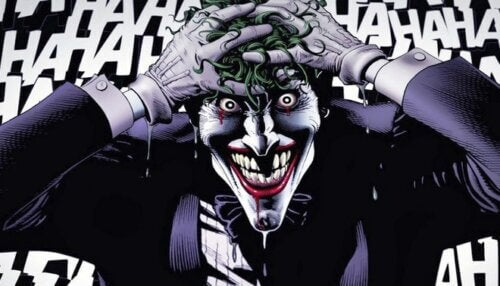 Disegno del Joker