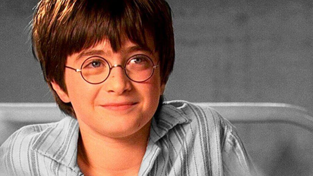 Harry Potter bambino