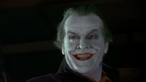 Joker di Jack Nicholson
