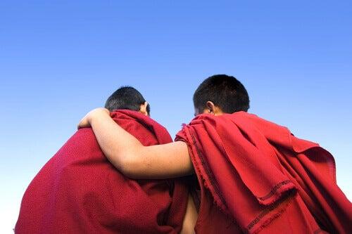 Monaci tibetani che hanno sorpreso gli scienziati di Harvard