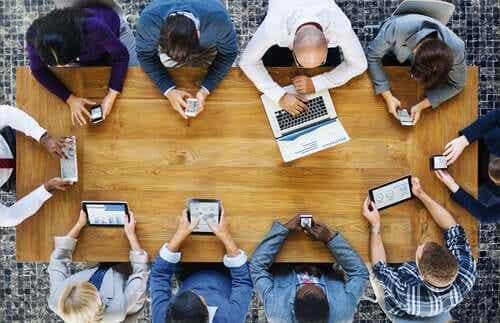 Comunicazione d'impresa: tipi e caratteristiche