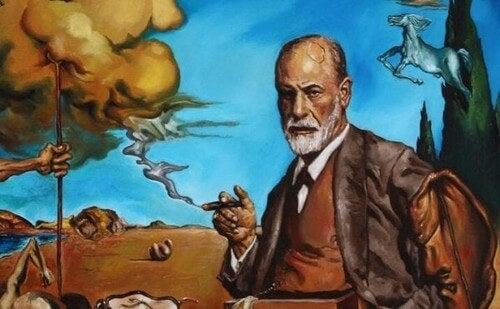 Stampa di Freud
