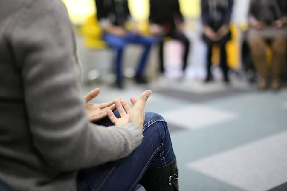Culto abusante, terapia di gruppo