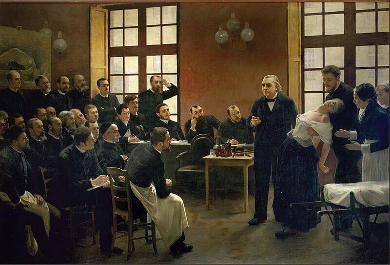 Lezione di Charcot