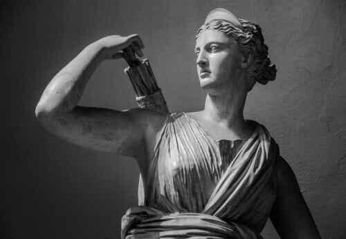 Il mito di Artemide, dea della natura
