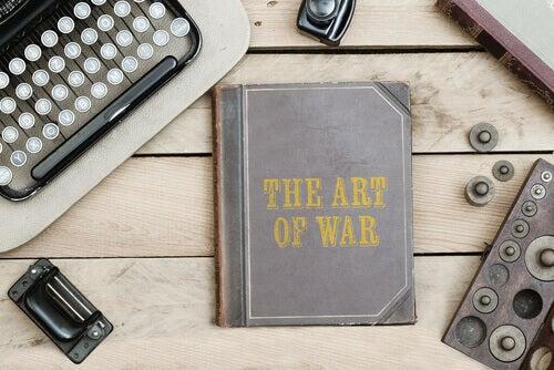 Libro sull'arte della guerra di sun tzu
