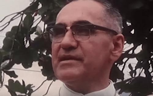 Monsignor Romero, santo contemporaneo