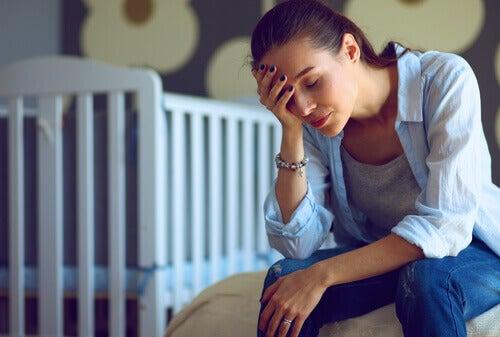 La solitudine durante la maternità
