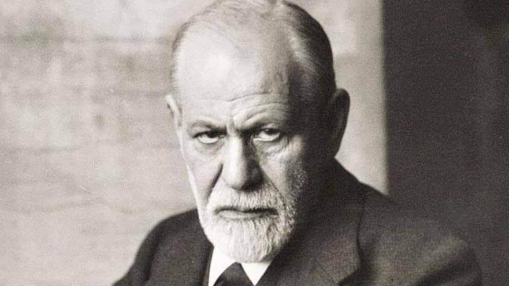 Foto di Sigmund Freud
