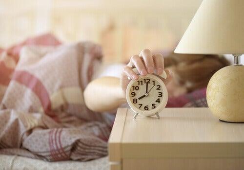 Svegliarsi al mattino